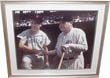 Ted Williams and Babe Ruth (not signed by Ruth) Gift from Gifts On Main Street, Cow Over The Moon Gifts, Click Image for more info!