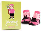 Jenny Play's Golf 6 Pack of Socks Baby Gift, Click Image for more info!